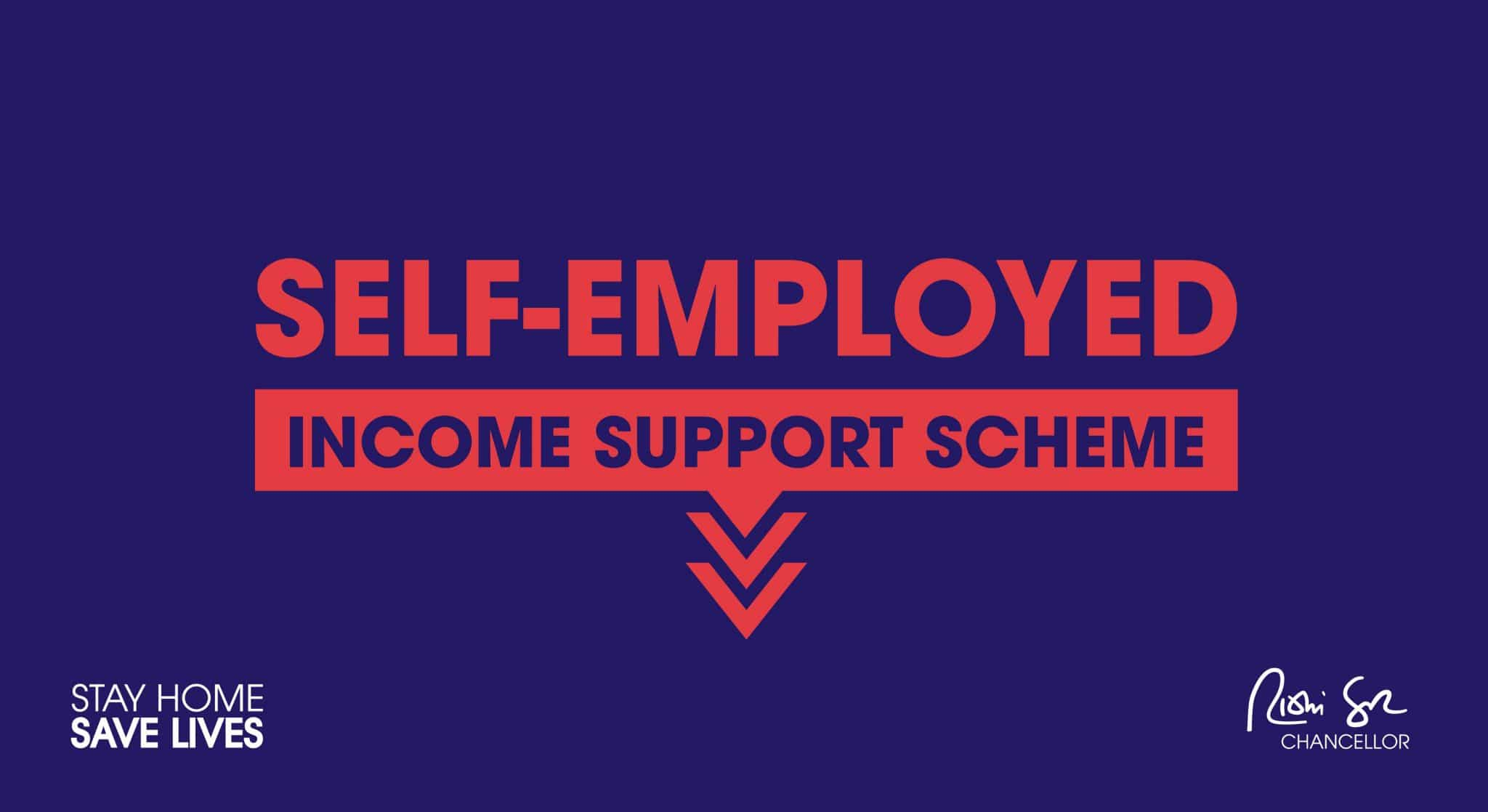 Self employment income support
